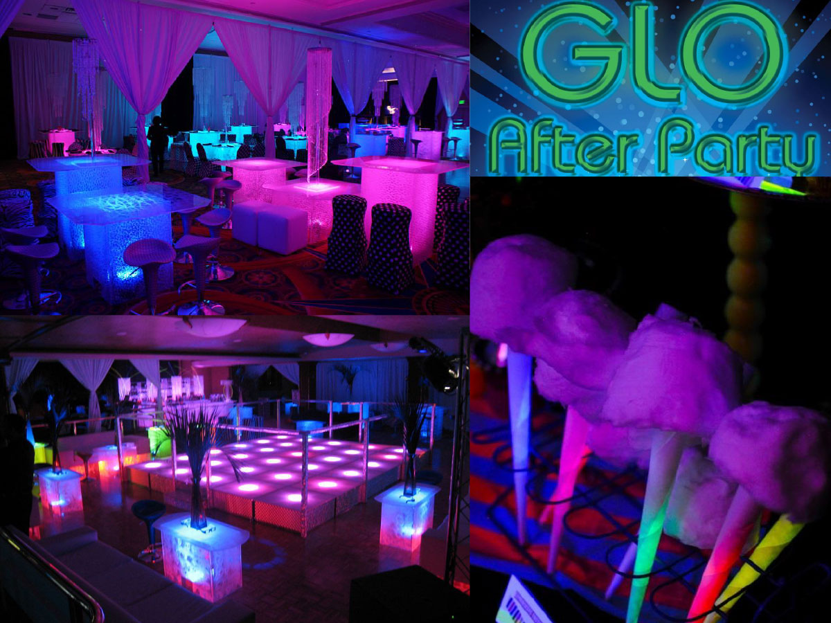 Glow In The Dark Theme Archives Demarse Meetings Amp Events