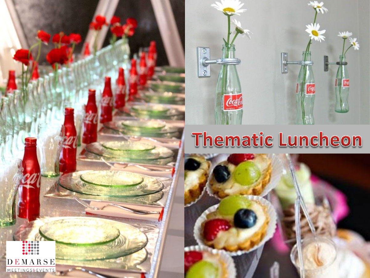 Thematic Luncheon