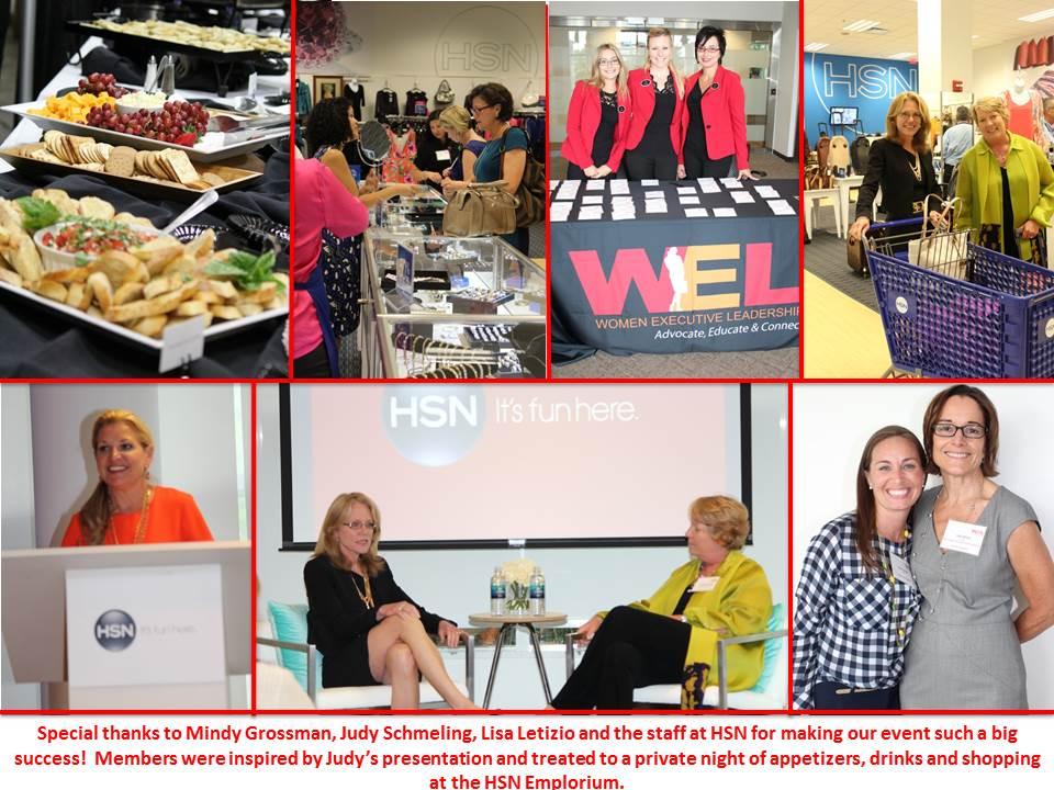 HSN WEL Event June 2014